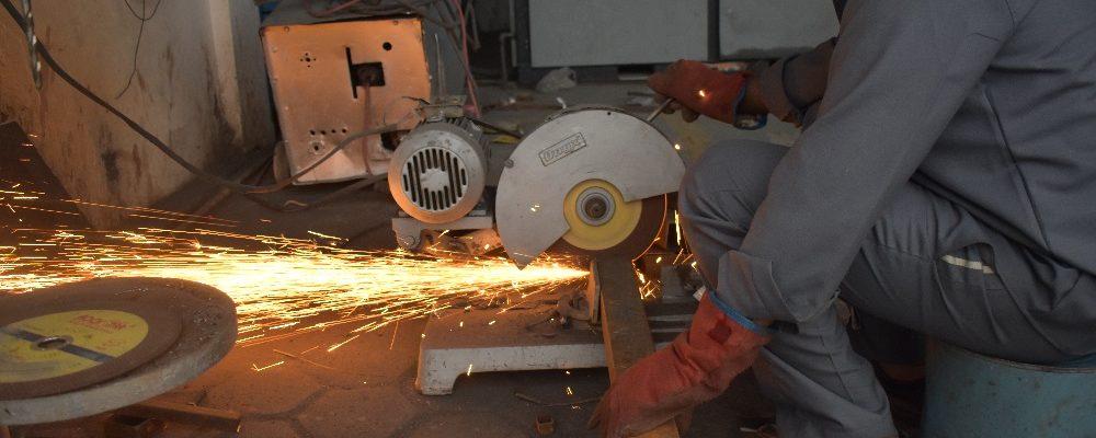 Metrochem - Work at Factory